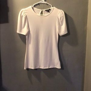 Cap sleeved blouse